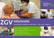 Lees ZGV Informatie online - Ziekenhuis Gelderse Vallei
