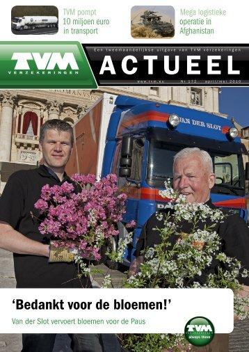download de pdf - Van der Slot Transport