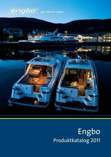 gjør båtlivet enklere - Engbo