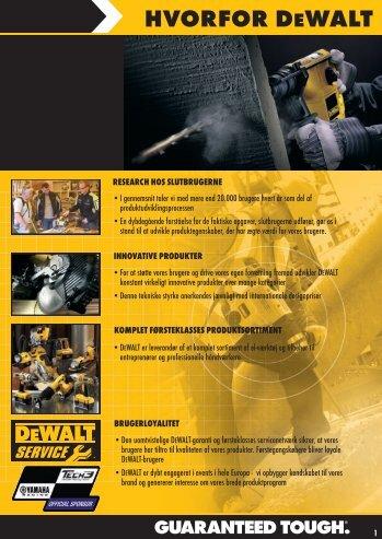 Online katalog - DeWALT