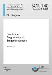 BGR 140 - MK - Wirtschaftsdienst GmbH