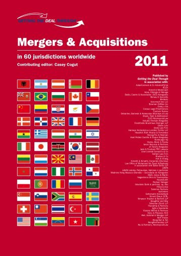 M&A%20in%20Israel%202011