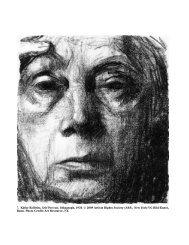 7. Käthe Kollwitz, Self-Portrait, lithograph, 1934. © 2009 Artists ...