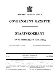 Revenue Laws Amendment Act - South Africa Government Online