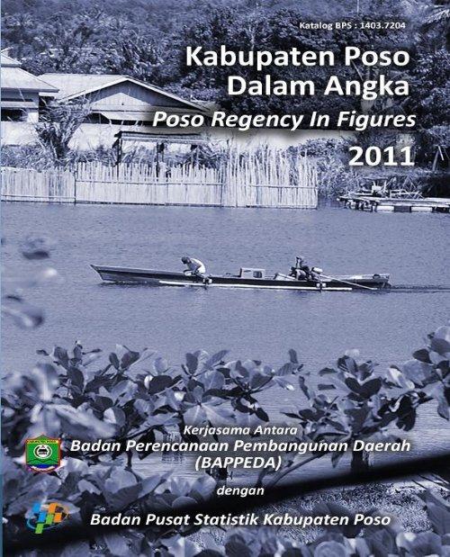 Kabupaten Poso Dalam Angka 2011 - Badan Perencanaan ...
