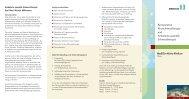 Perioperative Akutschmerztherapie und Ambulante ... - MediClin