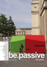 1 - be.passive
