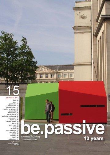 10 years - be.passive