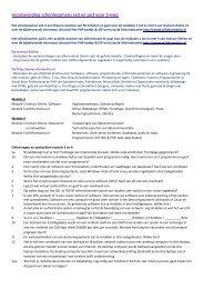 Oefenvragen en opdrachten module 3 en 4