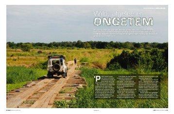 Wild, afgeleë en - Driveout.co.za