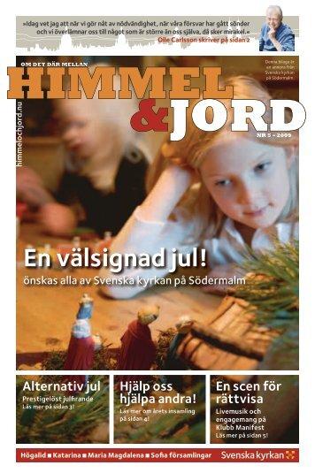 Jul - Information och diskussion om Svenska kyrkan på Södermalm