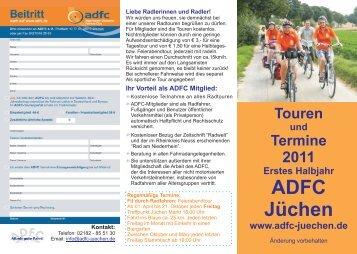 Flyer 2011-1.cdr - beim ADFC