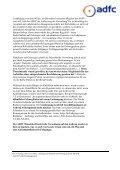 Gehwegparken empört Landesverkehrsministerium - beim ADFC - Page 2