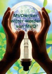 MVOwijzer: wijzer worden van MVO - Duurzaam ondernemen