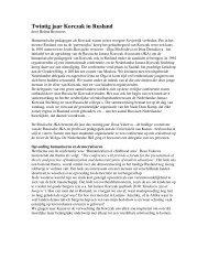 Twintig jaar Korczak in Rusland - Janusz Korczak Stichting