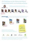 altaris Games Portfolio i - Abzieher Versicherungsmakler und ... - Seite 5