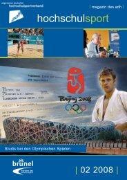 2 - Allgemeiner Deutscher Hochschulsportverband