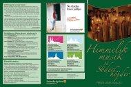 Himmelsk Musik på Söders höjder (PDF - Information och ...