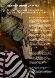 Info-Flyer - Museen der Stadt Nürnberg