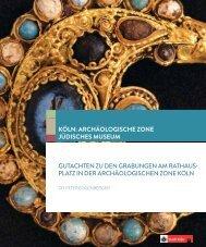 Gutachten durch Dr. Peter Eggenberger - Museen in Köln