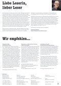 Kulturmagazin III|2012. Postmodernism. Landesmuseum Zürich ... - Seite 3