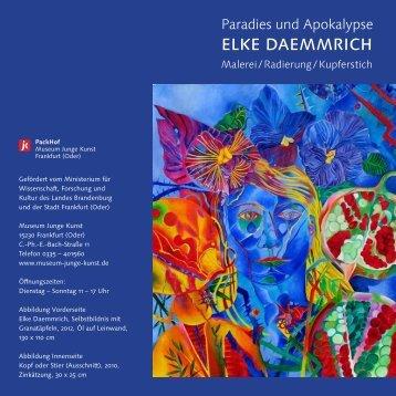 PDF Einladung - Elke Daemmrich