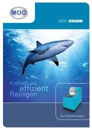 Broschüre MOC Shark (PDF, 1 MB) - MOC Danner