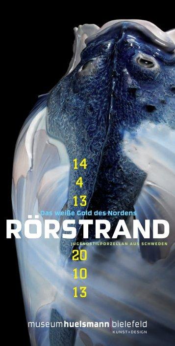 RÖRSTRAND - Museum Huelsmann