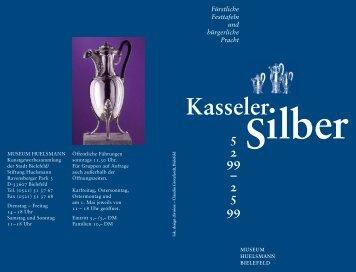 Kasseler Silber - Museum Huelsmann