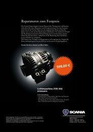 Scania Teile Shop - Motoren Baader GmbH