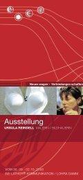 Ausstellung und Vernissage - Musik im Management