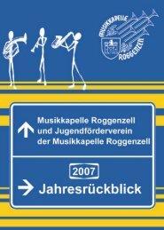Untitled - Musikkapelle Roggenzell
