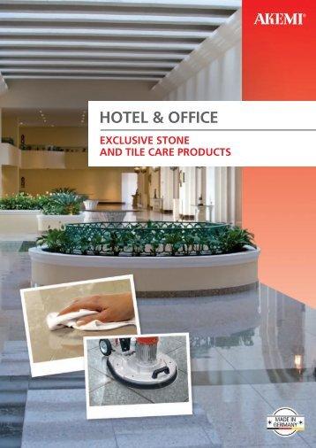 Katalog Hotel & Office - Franz Morick GmbH