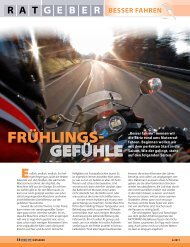 Kostenlose Leseprobe MOTORRAD Besser fahren (PDF ca. 1