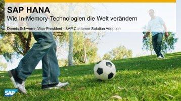 SAP HANA - Uniserv