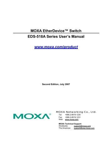 Moxa VPort 2110 Driver for Windows 10