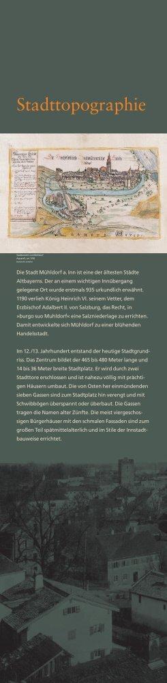 Nagelschmiedturm (Stelen, PDF) - Stadt Mühldorf am Inn