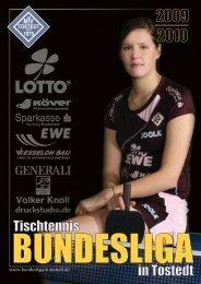 Saisonheft 2009-2010.pdf - MTV Tostedt
