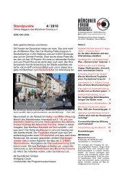 04/2010 - Münchner Forum