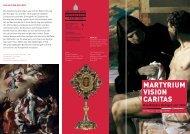 MARTYRIUM VISION CARITAS - Museum der Brotkultur in Ulm