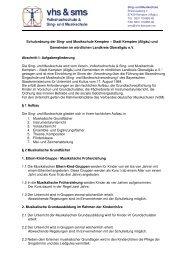 Schulordnung ab 09_11 - Sing- und Musikschule Kempten