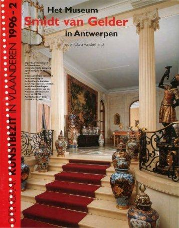 Het Museu_r:n in Antwerpen - Tento.be