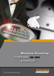 Brochure - Stevens punching