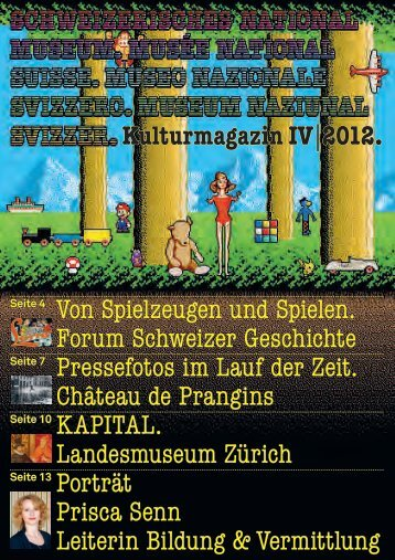 Kulturmagazin 4/2012