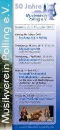 Musikverein Polling e.V.
