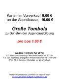 """Der Flyer ist hier als PDF erhältlich. - Musikverein """"Frei-Weg ... - Page 3"""