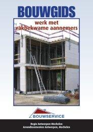 werk met vakbekwame aannemers - Bouwservice