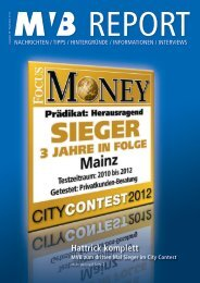 Gesamte Ausgabe - Mainzer Volksbank eG