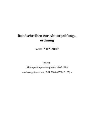 Rundschreiben_zu AbiPrO_09 - Max-von-Laue-Gymnasium