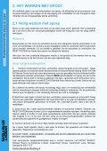gebruikershandleiding en productoverzicht - George Kniest - Page 6
